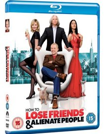 How to Lose Friends & Alienate People (2008) [Blu-ray]