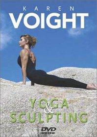 Karen Voight - Yoga & Sculpting