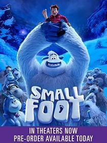 Smallfoot (Blu-ray + DVD + Digital Combo Pack) (BD)