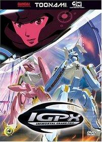 IGPX, Vol. 4: Immortal Grand Prix - Toonami Edition