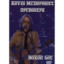 Kevin Mcdermott Orchestra (2pc) (W/CD)