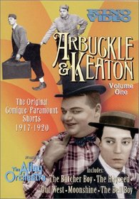 Arbuckle and Keaton, Vol. 1