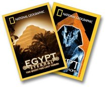 National Geographic - Egypt Eternal - The Quest for Lost Tombs/Egypt - Secrets of the Pharaohs (2-pack)