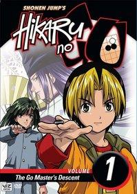 Hikaru No Go, Vol. 1: The Go Masters Descent