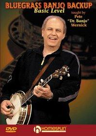 Bluegrass Banjo Backup-Basic Level