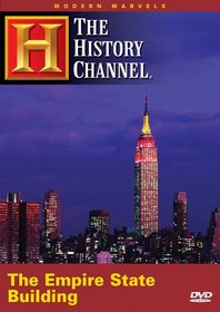 Modern Marvels - The Empire State Building (History Channel) (A&E DVD Archives)