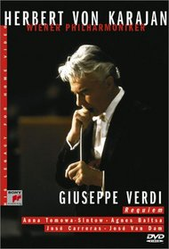 Verdi - Requiem / Anna Tomowa-Sintow, Jose Carreras, Agnes Baltsa, Jose van Dam, Herbert von Karajan, Vienna Philharmonic