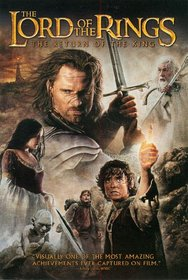 The Lord of the Rings: The Return of the King (Two-disc Fullscreen Theatrical Edition)
