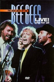 Bee Gees Live! One For All