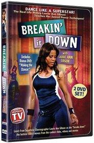 Breakin' It Down With Laurie Ann Gibson