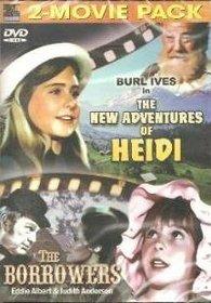 New Adventures Of Heidi / Borrowers