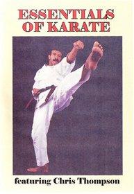 Essentials of Karate DVD