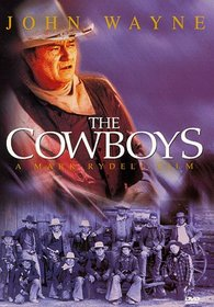 The Cowboys (1972) (Ws Ac3)