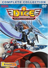 Dice: Season 1 Complete Collection