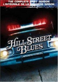 Hill Street Blues - Season 1