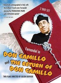 Don Camillo & The Return of Don Camillo