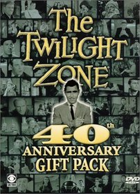 The Twilight Zone: 40th Anniversary Gift Pack