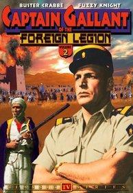 Captain Gallant of the Foreign Legion, Vol. 2