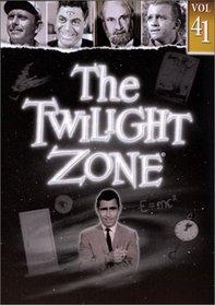 The Twilight Zone, Vol. 41