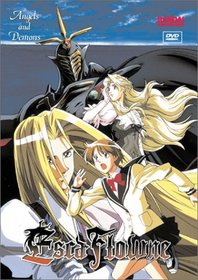 Escaflowne - Angels and Demons (V.3)