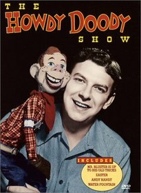 The Howdy Doody Show - Clarabell Speaks & Other Episodes
