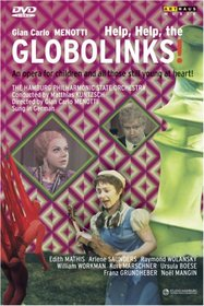 Menotti - Help, Help, The Globolinks
