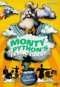 Monty Python's Flying Circus, Disc 8