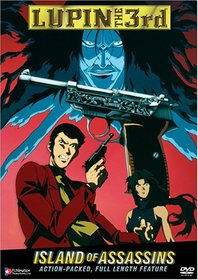 Lupin the 3rd - Island of Assassins