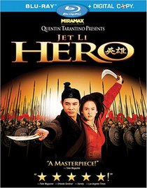 Hero Special Edition (2-Disc Blu-ray with DVD + Digital Copy)[Blu-ray]