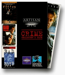 Crime Collector's Pack - Suicide Kings - Bad Lieutenant - Bad Boys