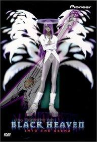 Legend of Black Heaven - Into the Arena (Vol. 4)