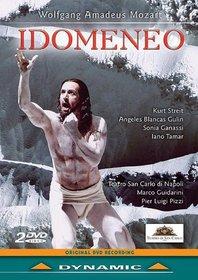 Mozart - Idomeneo / Streit, Ganassi, Tamar, Blancas Gulin, Schneider, Magnabosco, Vatchkov, Guidarini, Teatro San Carlo