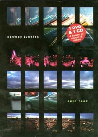 Cowboy Junkies - Open Road (Includes Audio CD)