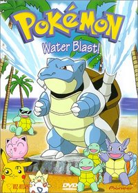Pokemon - Water Blast (Vol. 18)