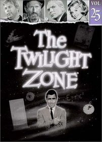 The Twilight Zone - Vol. 25