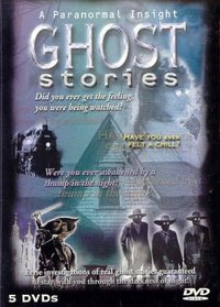 Ghost Stories: 5 Disc Set in Slipcase