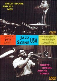 Jazz Scene USA - Shelly Manne and His Men / Shorty Rogers and His Giants
