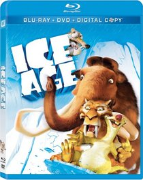 Ice Age (Triple Play) [Blu-ray]