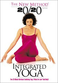 The New Method 20/20 Series: Integrated Yoga