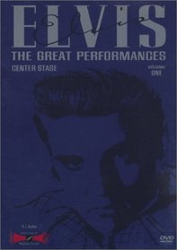 Elvis - The Great Performances, Vol. 1 - Center Stage