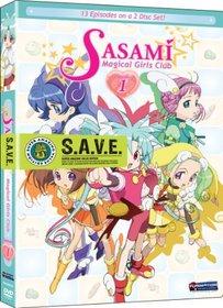 Sasami: Magical Girls Club: Season One S.A.V.E.