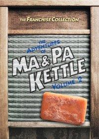 The Adventures of Ma & Pa Kettle, Vol. 2 (At the Fair / On Vacation / At Home / At Waikiki)