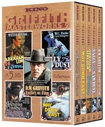 Griffith Masterworks 2 (Way Down East / D.W. Griffith: Father of Film / The Avenging Conscience / Abraham Lincoln / The Struggle / Sally of the Sawdust)