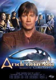 Gene Roddenberry's Andromeda - Season 5, Collection 5