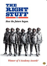 The Right Stuff (Keepcase)