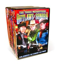 Three Mesquiteers: Ultimate Collection, Volume 1 (11-DVD)