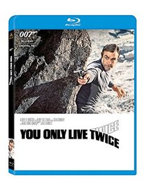 You Only Live Twice [Blu-ray + DHD]