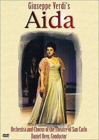 Verdi - Aida / Oren, Zajick, Theatre of San Carlo