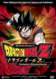 DragonBall Z: Vegeta Saga 1 - Saiyan Showdown ( Vol. 1 )