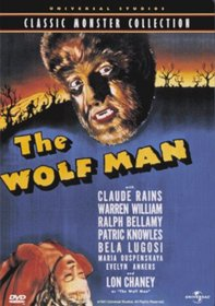The Wolf Man (Universal Studios Classic Monster Collection)